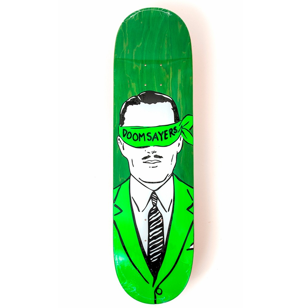 Corp Guy Deck 8.38 (Green Stain)