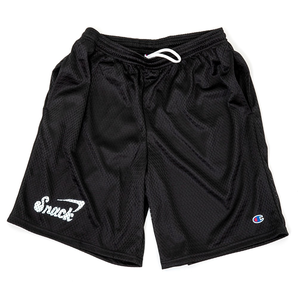 Alive Yarrow Shorts (Black)