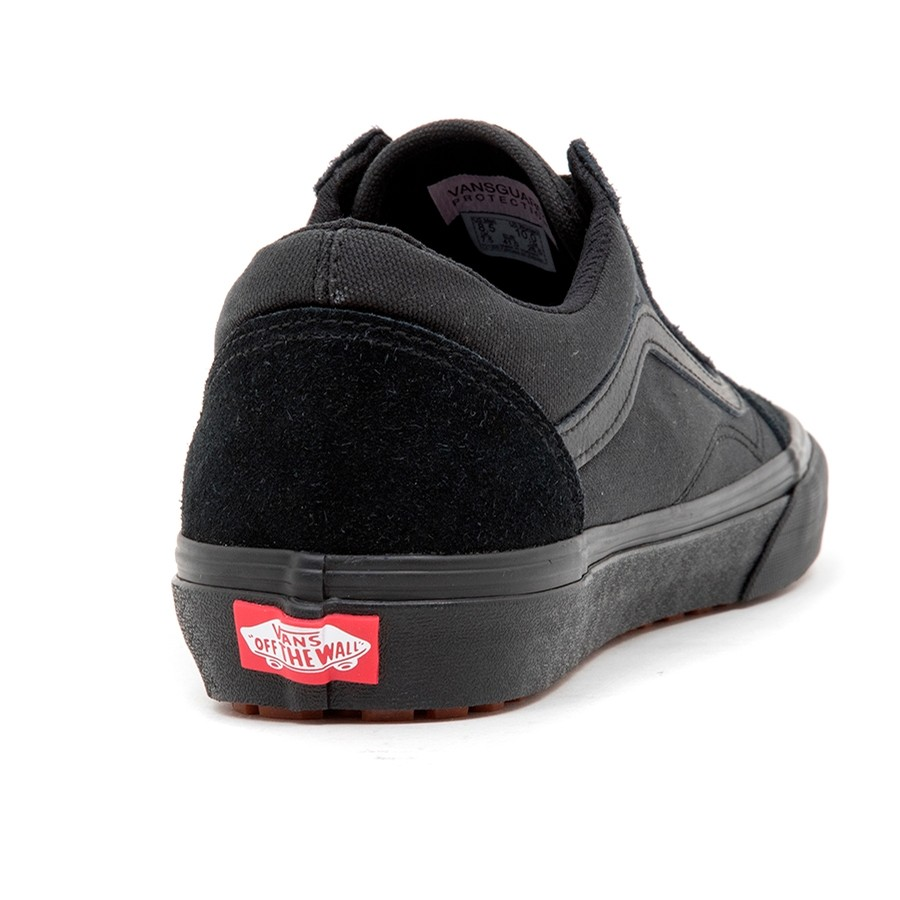 1ae6e307108 Vans Old Skool UC (Made For The Makers) Black VBU Men s Shoes at Uprise