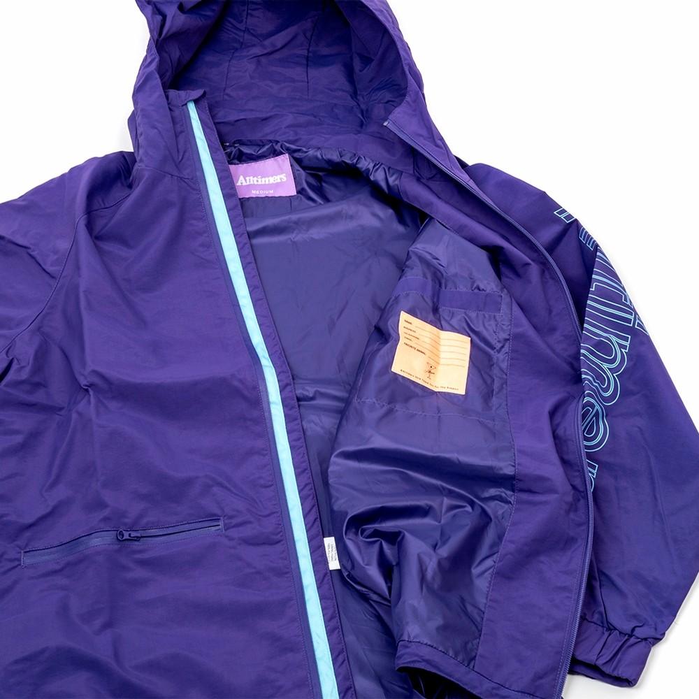 Milli Parka Jacket (Purple)
