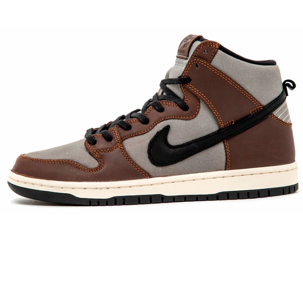 Dunk High Pro (Baroque Brown / Black)