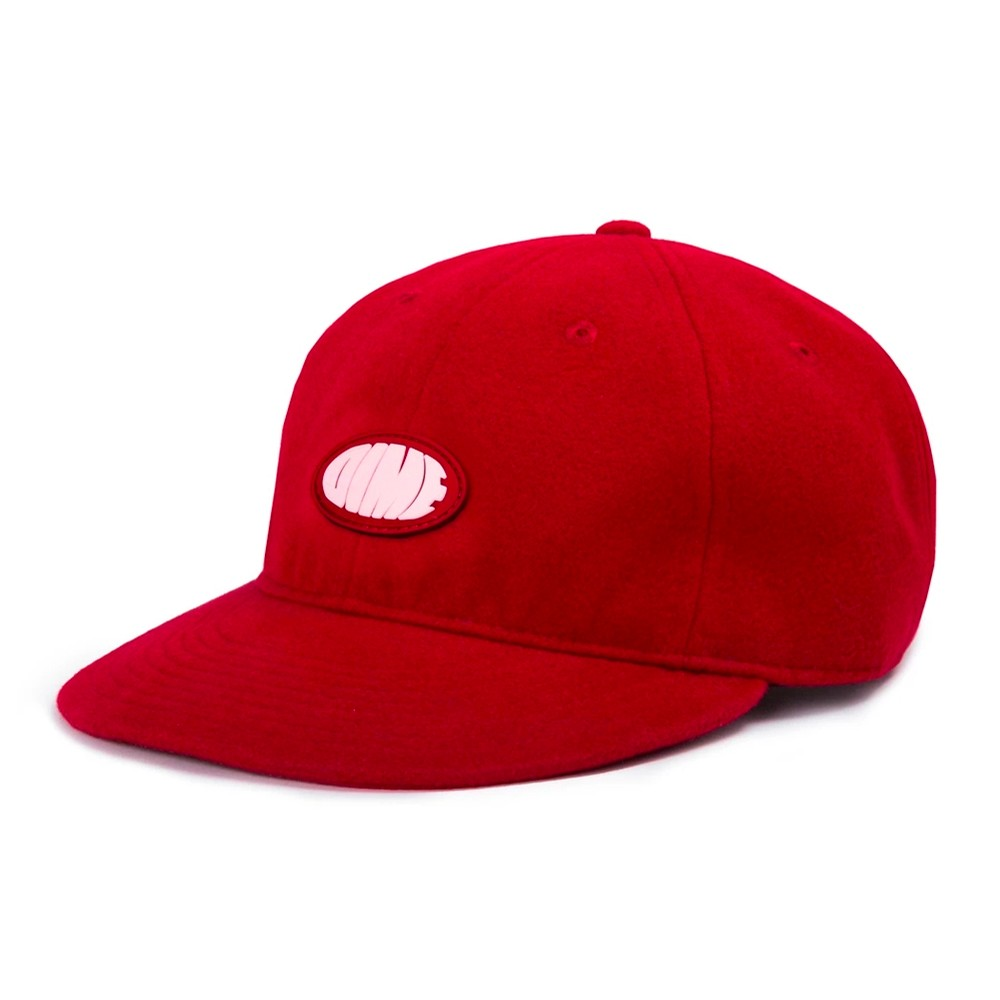 Polar Fleece Cap (Red)