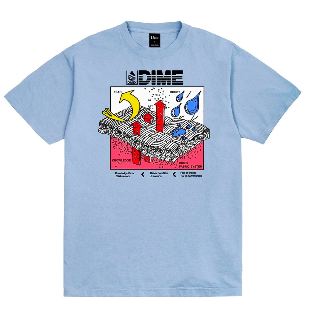 Dimex T-Shirt (Light Blue)