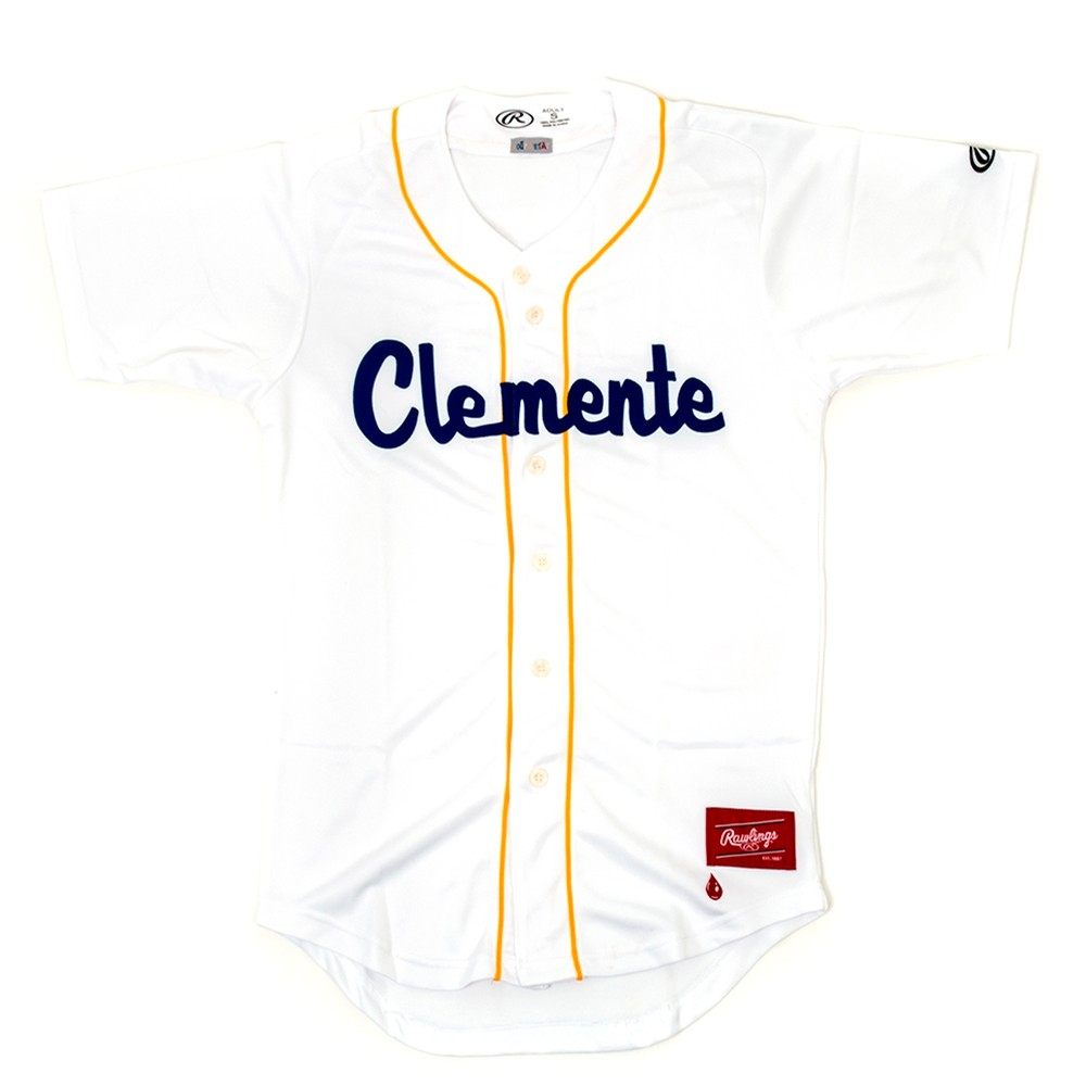 Clemente Jersey (White)