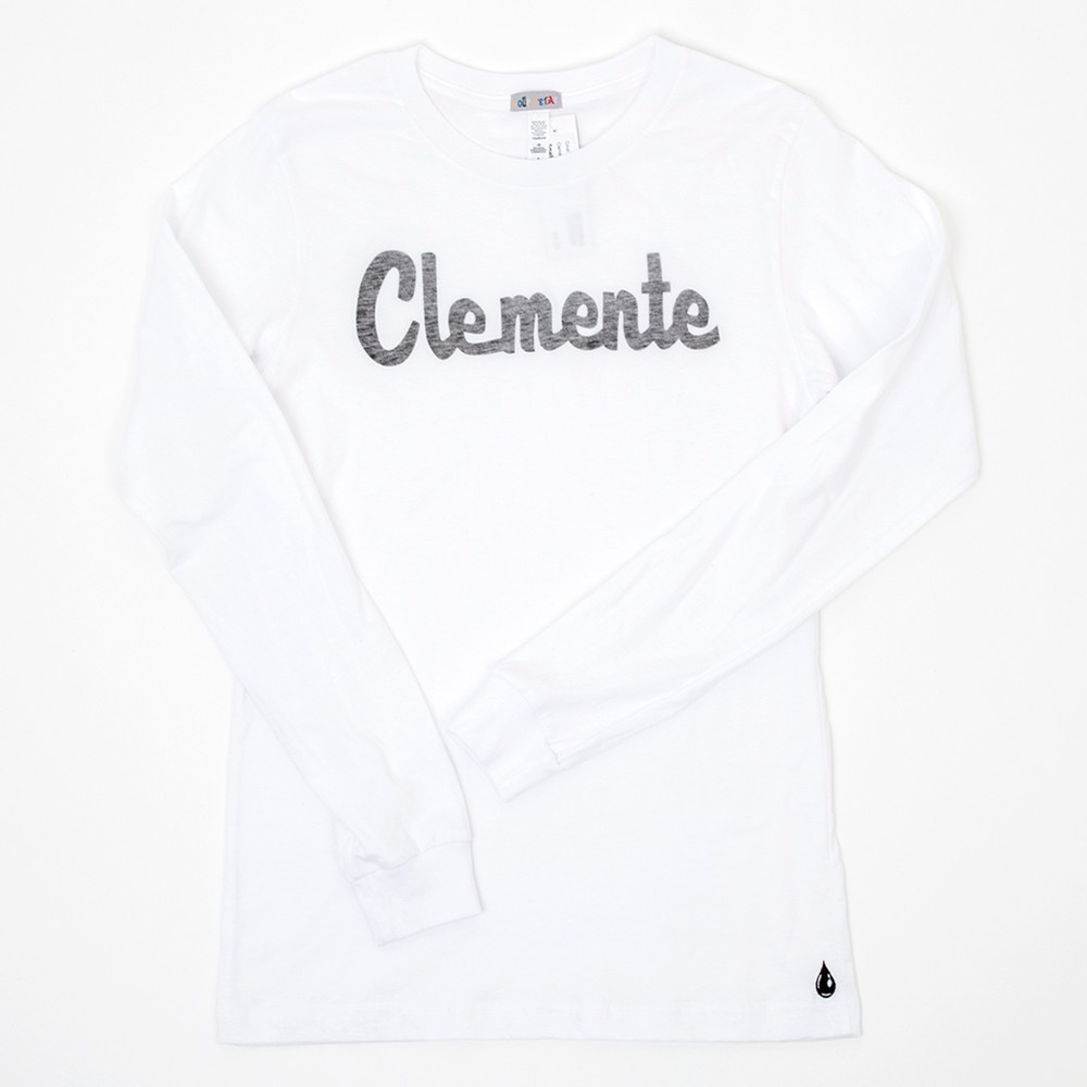 Clemente L/S Shirt (White)