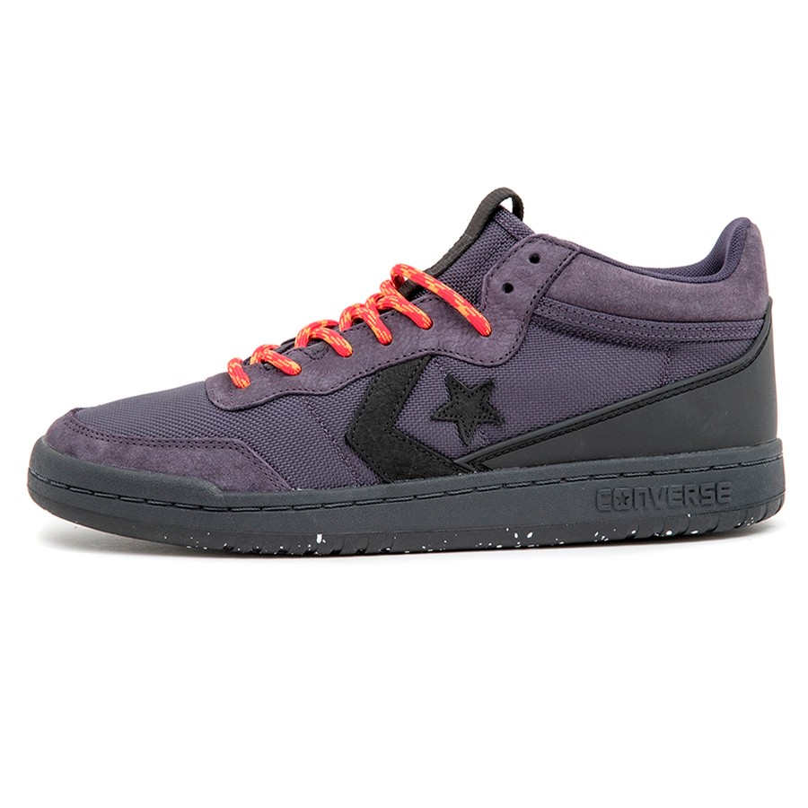 Fastbreak Mountaineer Mid (Cave Purple / Black ) (S)