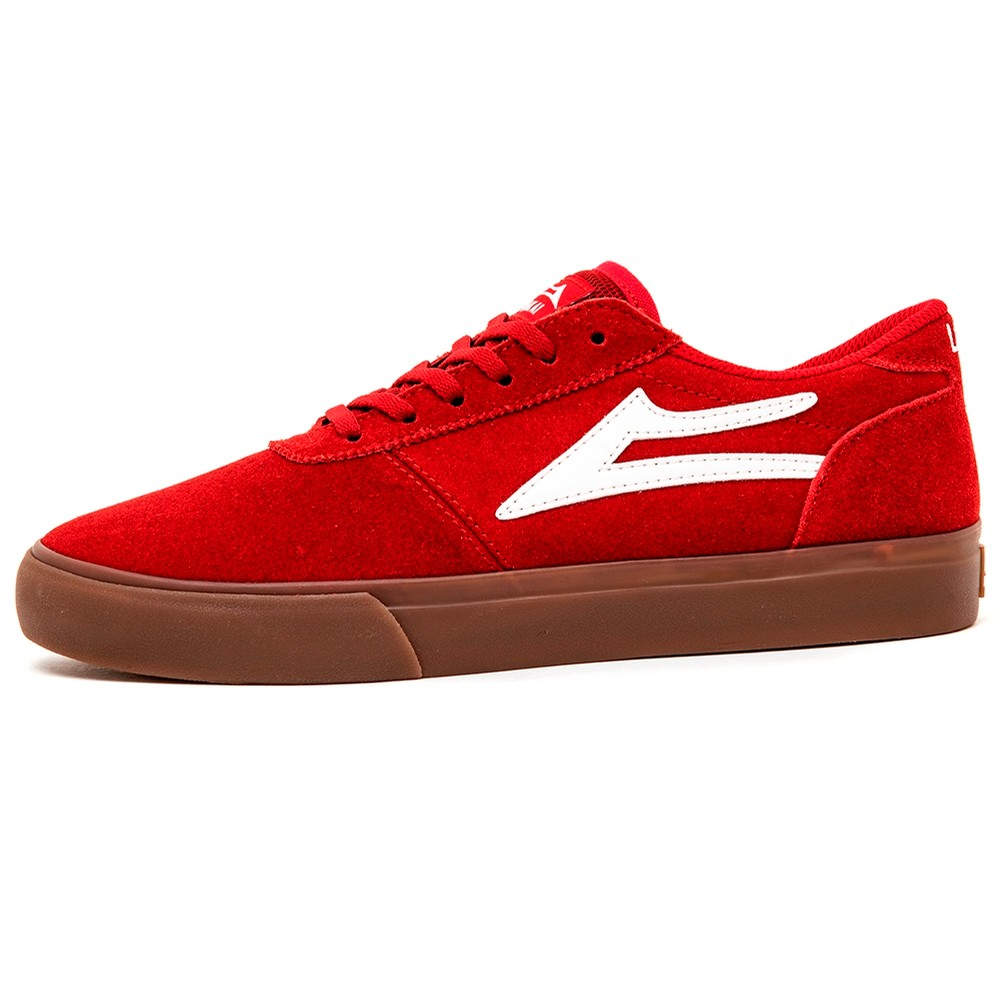 Manchester (Red / Gum)