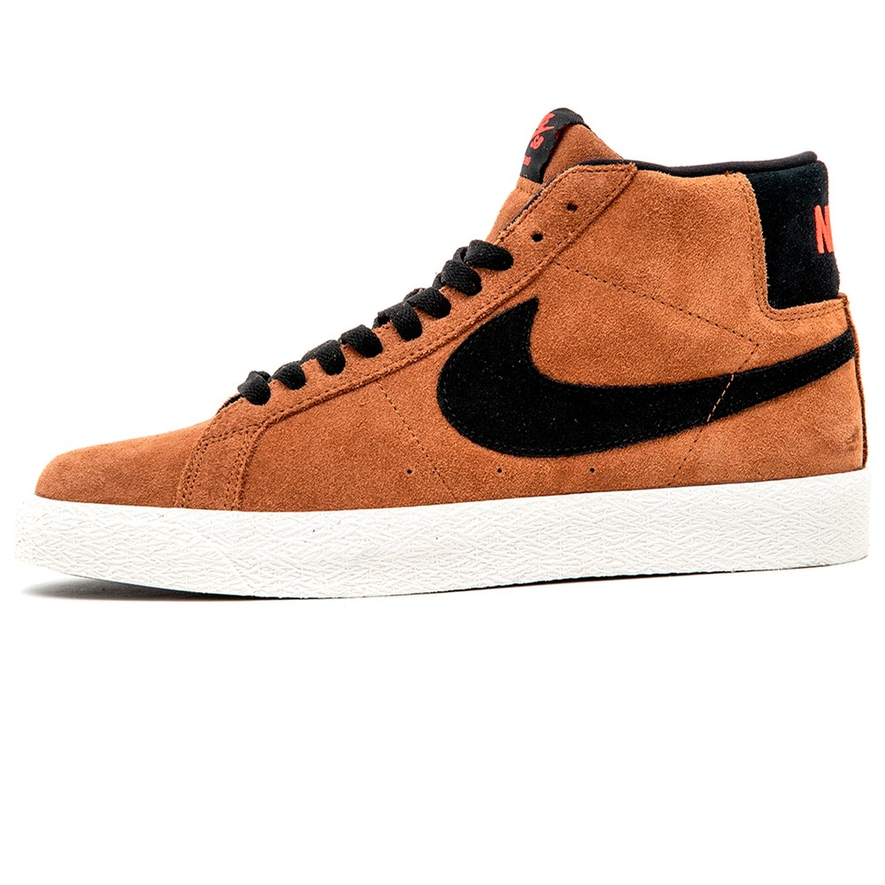 Zoom Blazer Mid (Lt. British Tan / Black)