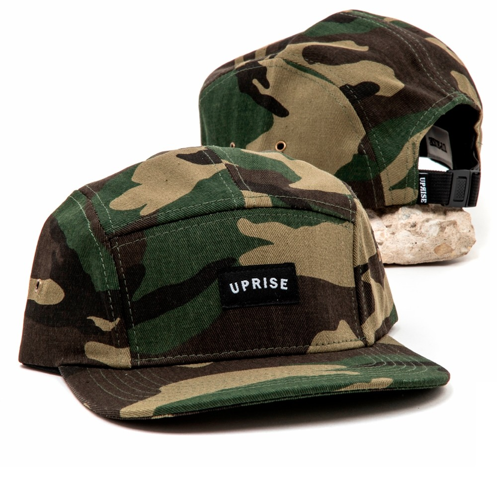 Franklin 5-Panel (OG Jungle Camo)