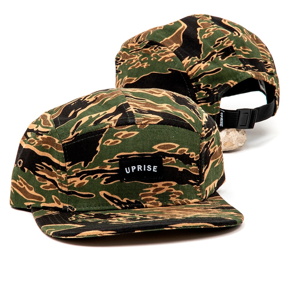 Franklin 5-Panel (Tiger Camo)