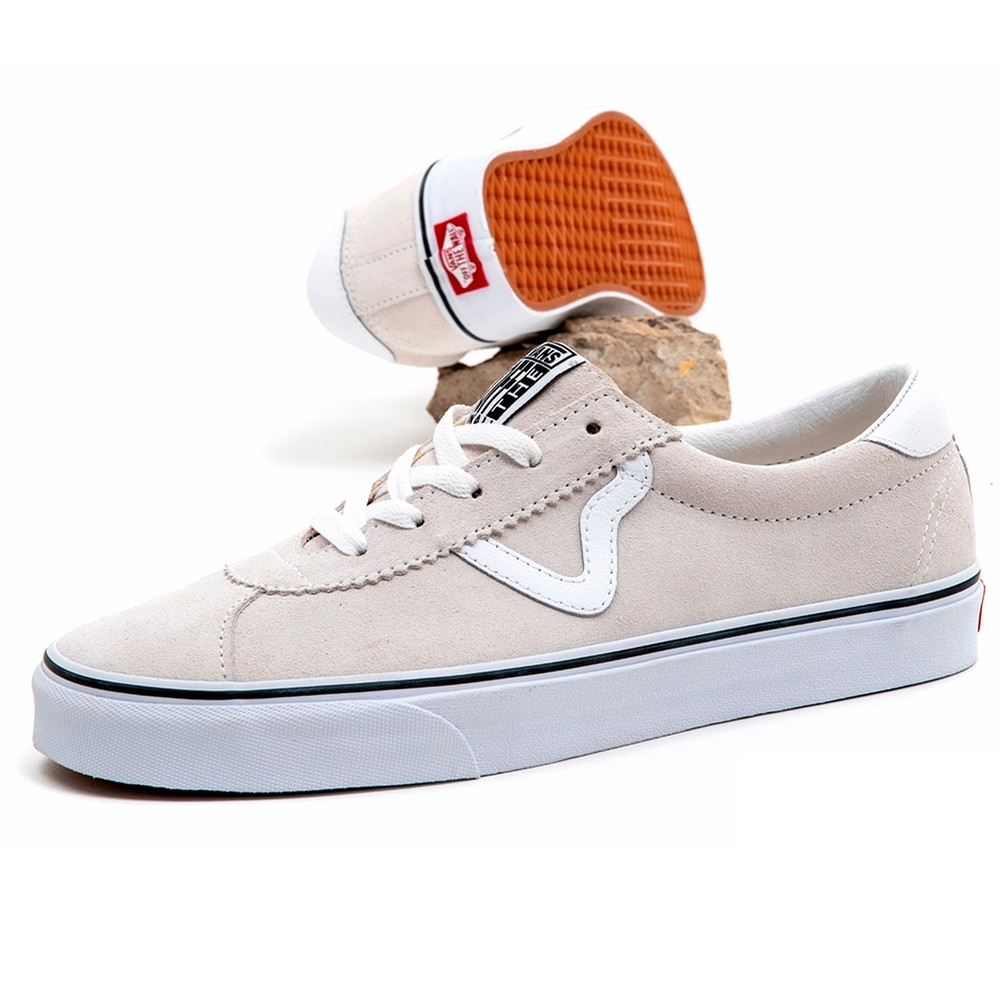 Vans Sport (Suede) White VBU