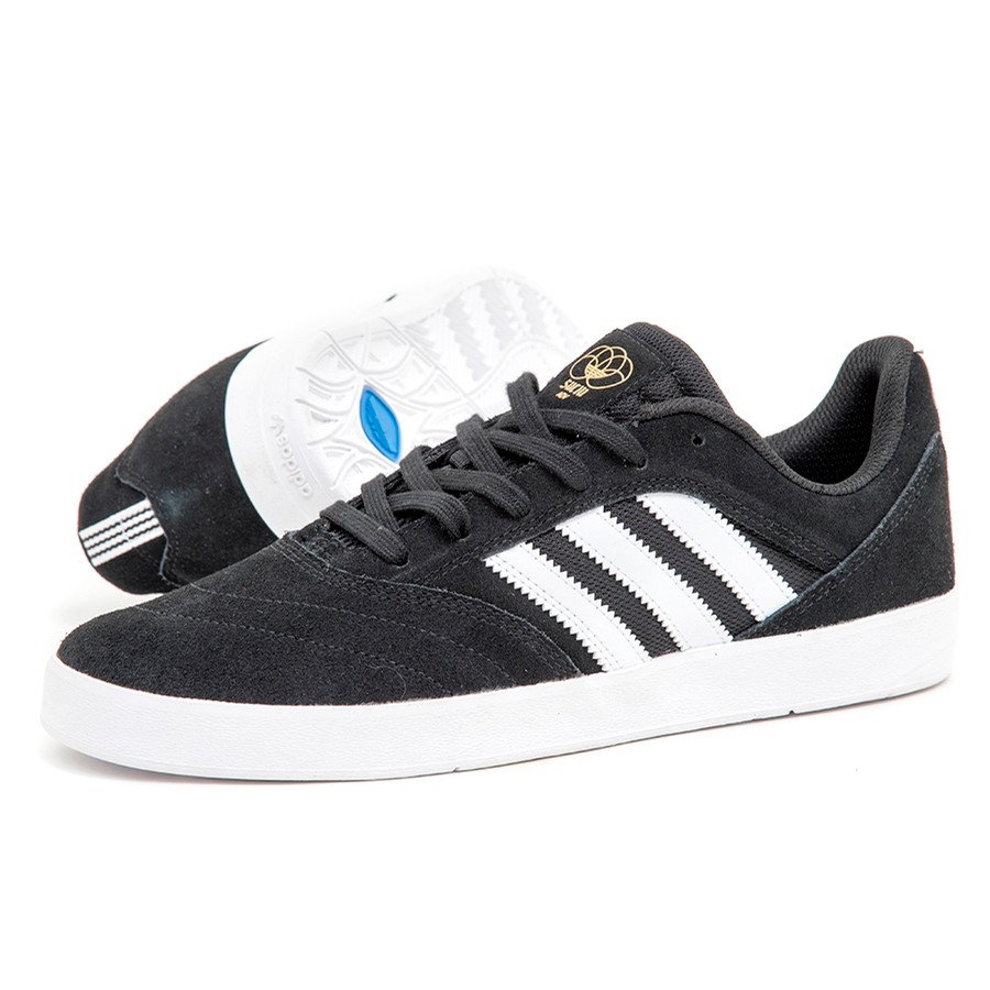 834a4aa30b8e4d Adidas Suciu ADV II (BLACK WHITE GOLD MET) Men s at Uprise