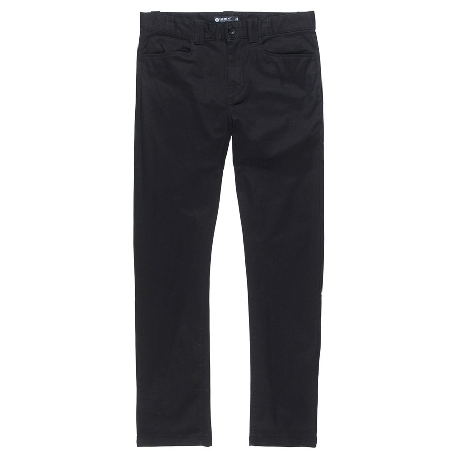 Sawyer Pant (Flint Black)