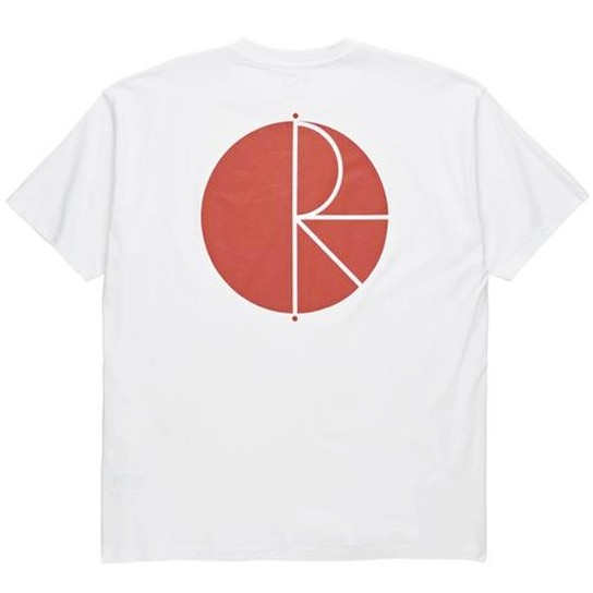 Fill Logo Tee (White)