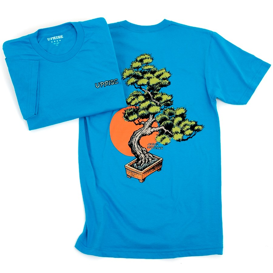 Jesse Neuhaus Bonsai (T-shirt) Teal