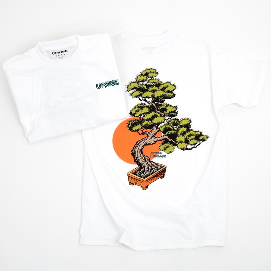 Jesse Neuhaus Bonsai (T-shirt) White