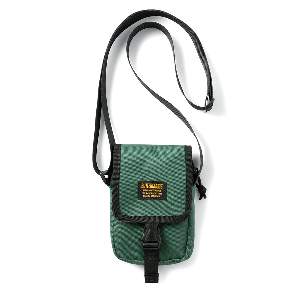 Campbell Side Bag (Dark Green)