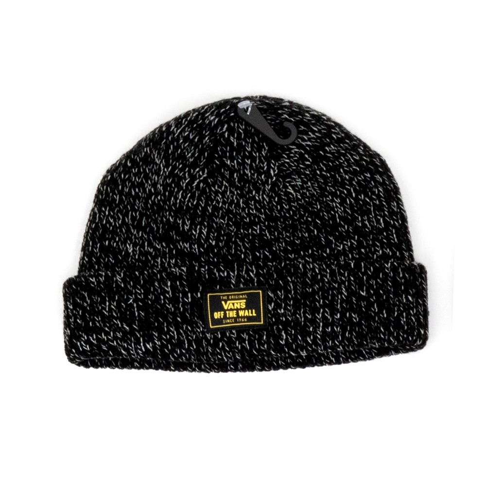 Bruckner Cuff Beanie (Black Heather) VBU