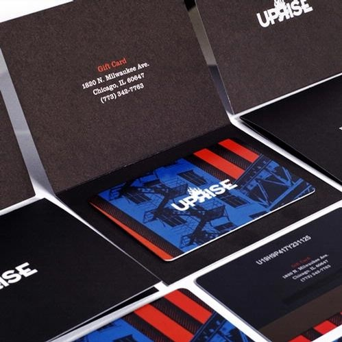 Uprise Gift Card