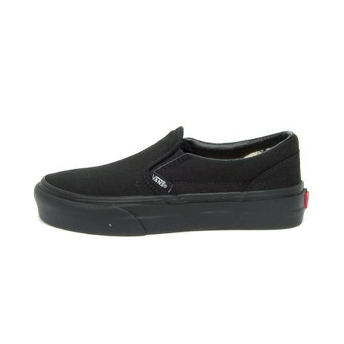 Youth Classic Slip-On (Black / Black) VBU