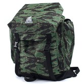 Burma Tiger Camo Backpack - Tiger / Camo