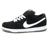 Dunk Low Pro SB - Black/White