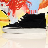 Vans Chukka Boot Black/White