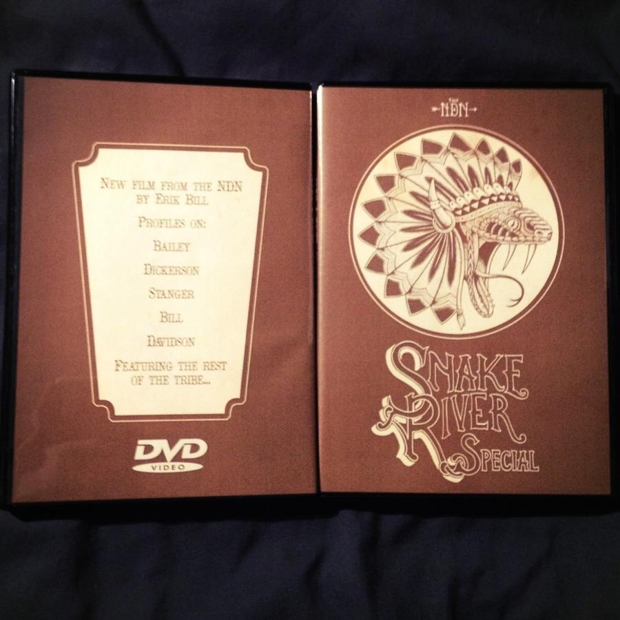 Snake River Special DVD