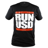 T-shirt Run usd