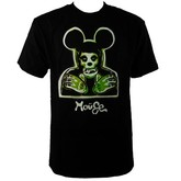 Mouse logo shirt blk