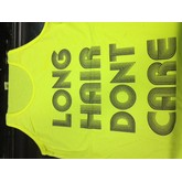 LHDC Girls Tank, YELLOW
