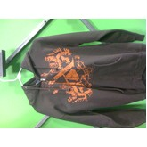 Able A-logo zip-up hoodie