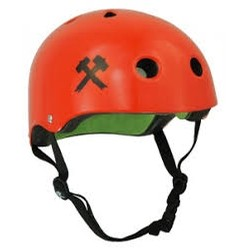 Lifer Helmet Red Gloss