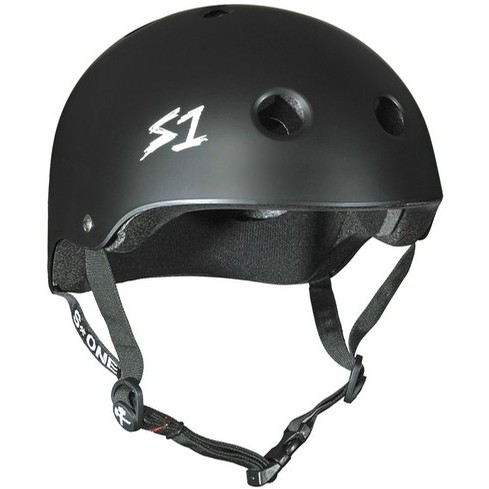 The Kid Helmet Black Matt