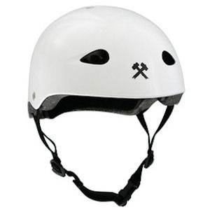 The Kid Helmet White