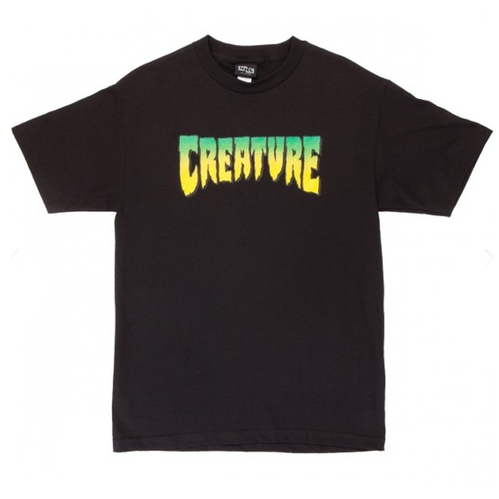 Creature Logo (Black)