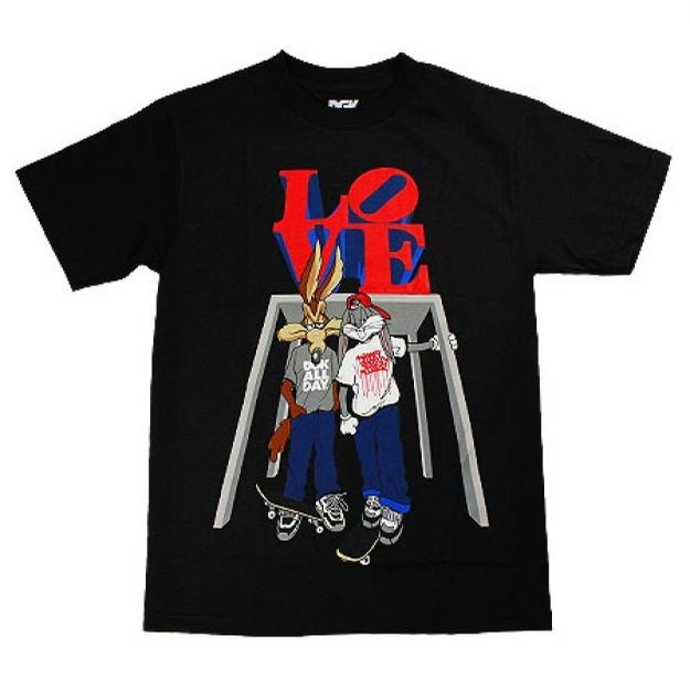 Love Limited Tee Black