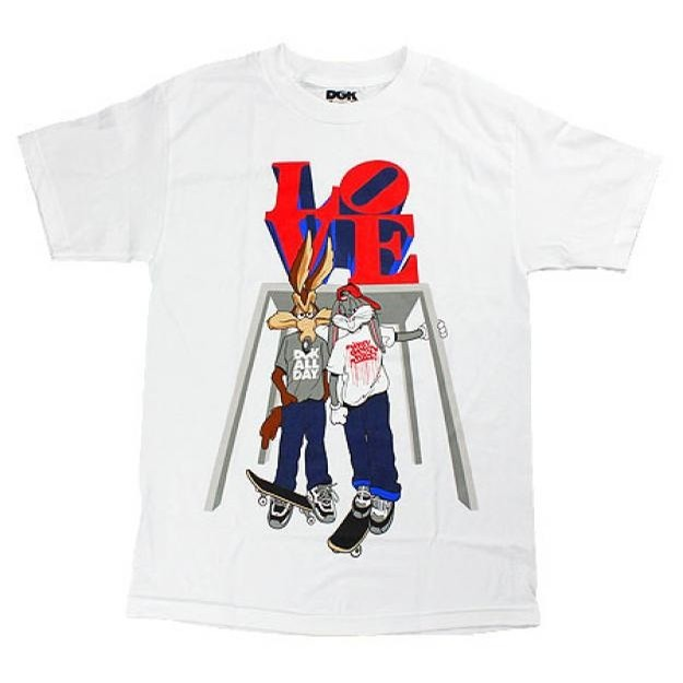 Love Limited Tee White