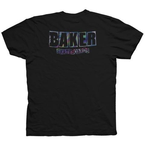 Baker Dubs Holograohic Tee