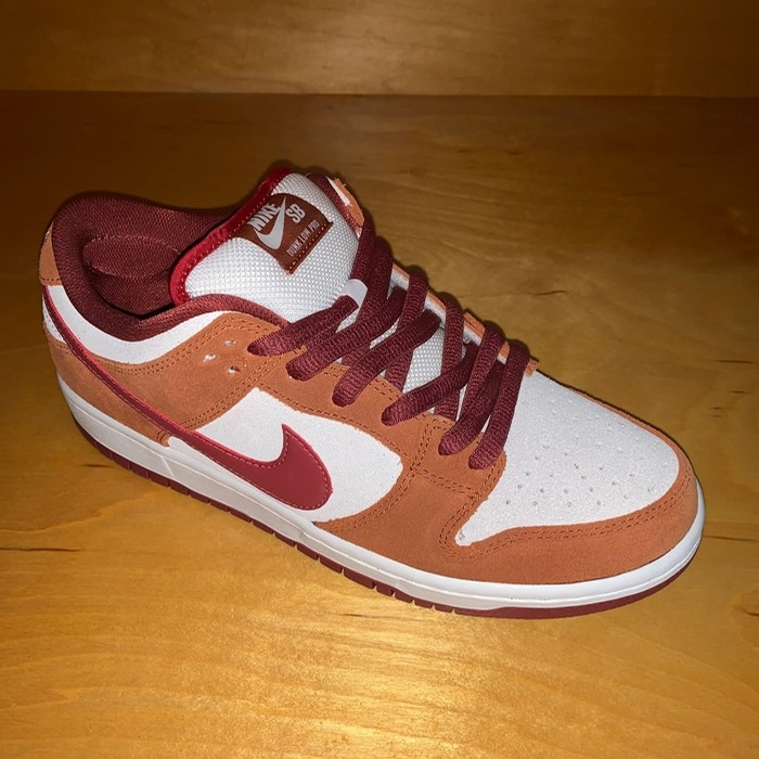 Dunk Low Pro (Dark Russet/Cedar)