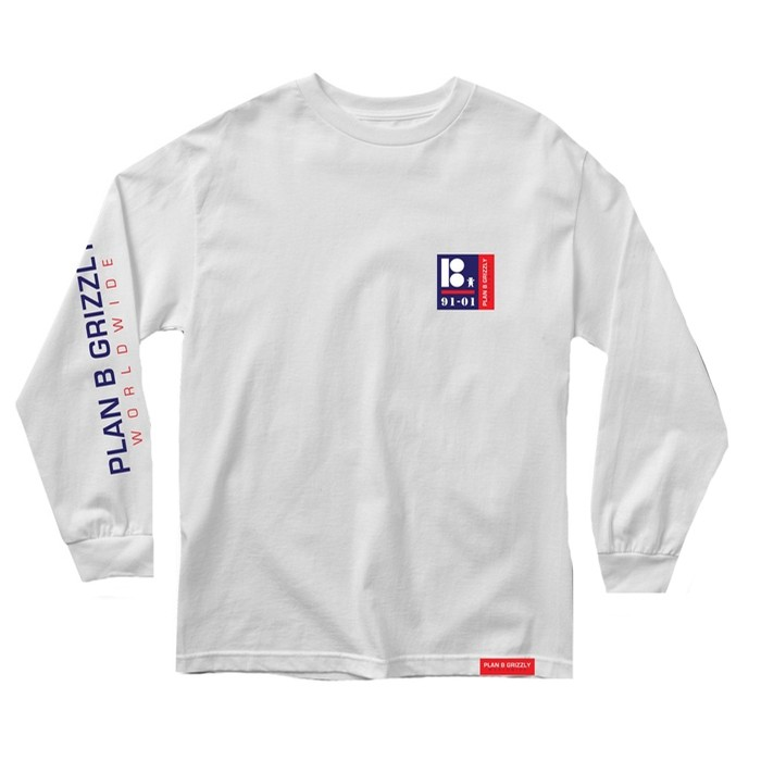 Grizzly Certified L/S Wh