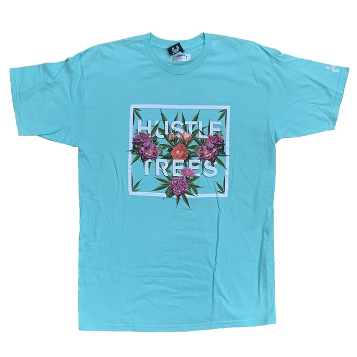 Hustle Trees (Teal)