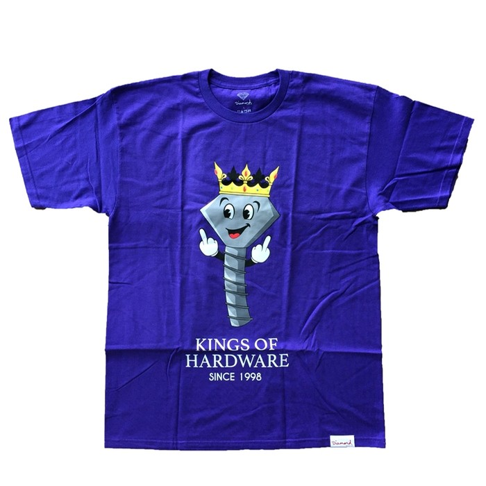 King Of Hardware Tee