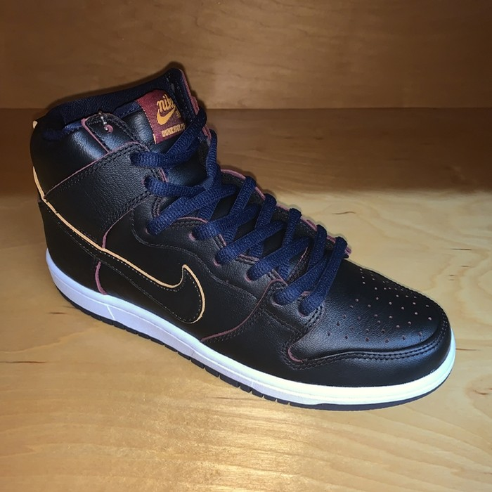 Dunk High NBA (Black)