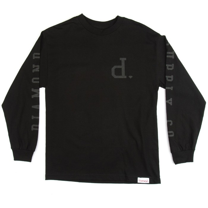 Tonal Un Polo L/S Black
