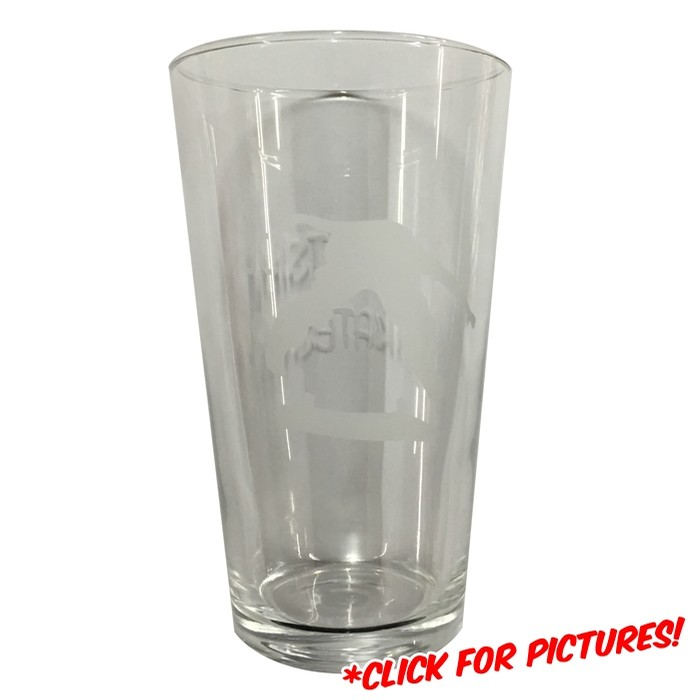 Westside Skate Shop Pint Glass