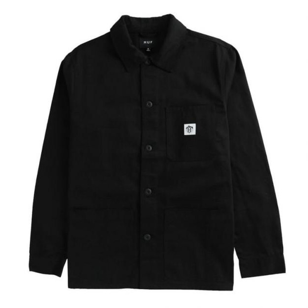 Huf X Thrasher TDS Coach Jacket