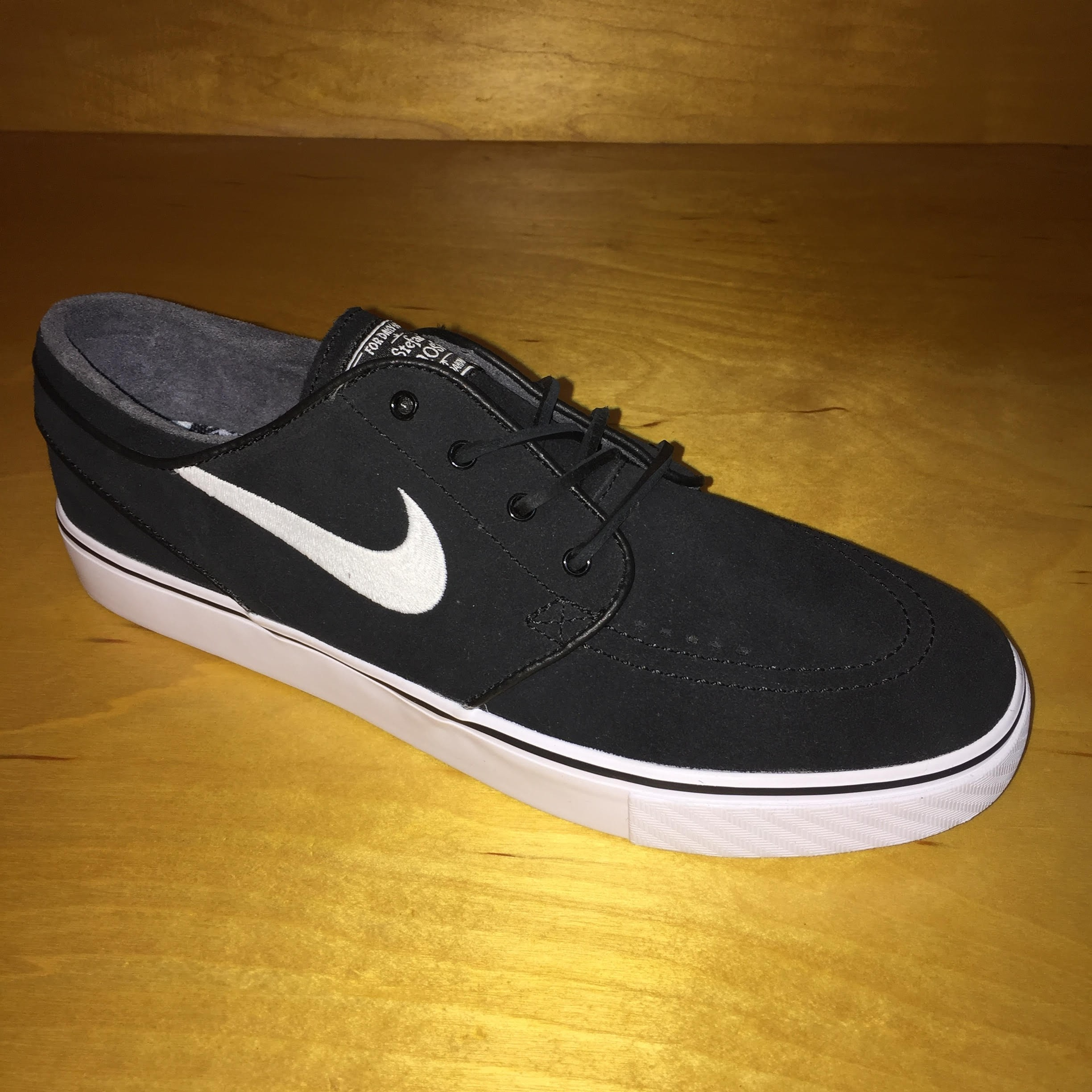 Janoski OG Black/White