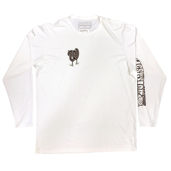 Westside Skate Shop Low Pro longsleeve (white)