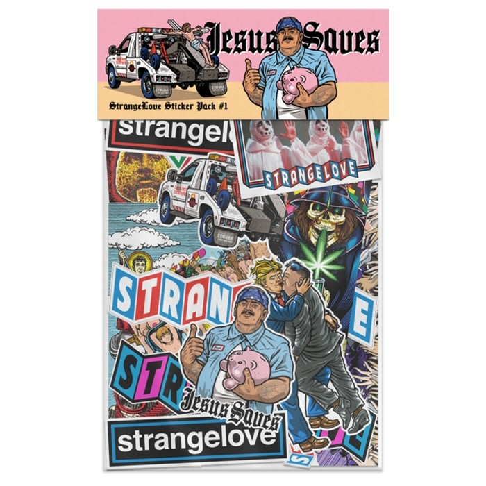 Sticker Pack #1